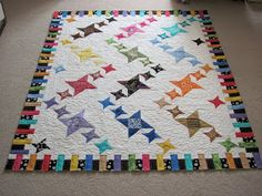 Nell's Quilts: Last Saturday for Indigo