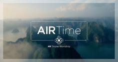 AIRTime: Mit der Drohne durch 12 Länder fliegen