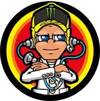 Valentino Rossi; Best MotoGP rider ever.