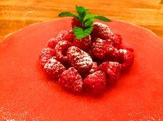 Cheesecake fresca ai lamponi (senza cottura)