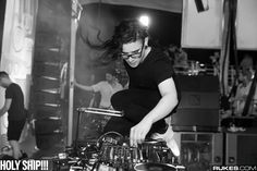 These Are Skrillex's 6 Favorite Tracks Right Now
