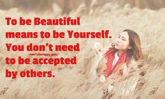 5 Tips How to Be Yourself.