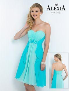 4182 from Alexia Designs Bridesmaid