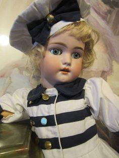 Simon Halbig Doll 1079 DEP Germany 22 IN Perfect | eBay