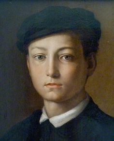 Agnolo Bronzino - Portrait of a young man (1560)