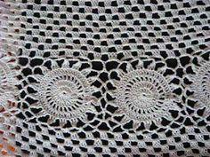 Sáida de Praia Branca em Crochê com Sugestão dos Pontos - Katia Ribeiro Crochê Moda e Decoração