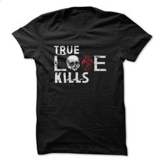 True Love Kills - #golf tee #brown sweater. ORDER NOW => https://www.sunfrog.com/LifeStyle/True-Love-Kills.html?68278