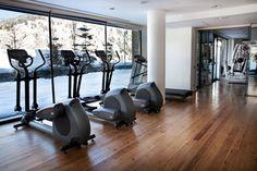 Piolets Park & Spa, fitness center
