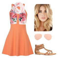 A fashion look from July 2015 featuring short red dress, strap sandals and summer scarves. Browse and shop related looks. Summer Scarves, Strap Sandals, Fashion Looks, Polyvore, Shopping, Dresses, Vestidos, Strappy Sandals, Dress