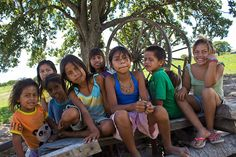 A journey to find a lost tribe in Paraguay