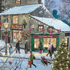 Victor Mclindon - Christmas Corner Copy