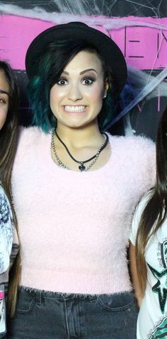 Demi Lovato at her meet & greet in Montreal, Canada - October 19th #13