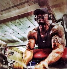 And then those little muscles have more muscles growing on them so it's like a muscle trifecta. | 32 Photos That Prove The Rock Turned Into An Actual Super Human In 2013