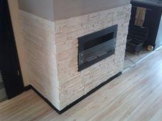 Brand new fireplace!
