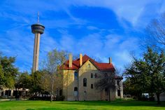Tower of the Americas, San Antonio, TX. Thanks to those who bothered to drop by! :)