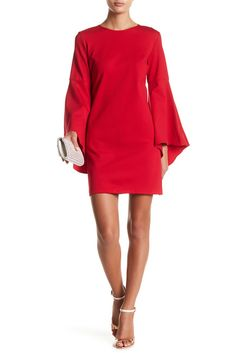 Image of Love...Ady Bell Sleeve Shift Dress
