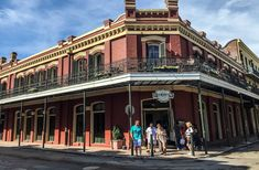 Why not take a walking tour of the French Quarter in New Orleans to experience everything 'The Big Easy' has to offer!