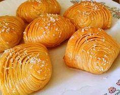 Midye Baklava Tarifi - Resimli Kolay Yemek Tarifleri