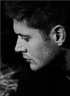 damn you and your sexy profile Jensen!