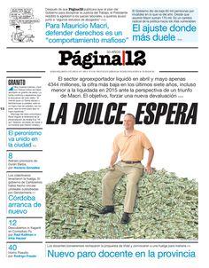 Edición Impresa 13-06-2017 | Página12
