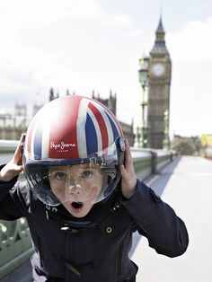 Pepe Jeans Kids AW12 Campaign