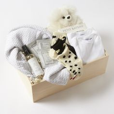 Soft & Snuggly Baby Gift Box