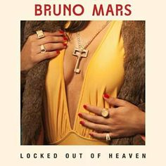 Bruno Mars discovered using Shazam Locked out of heaven