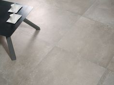 Porcelain stoneware wall/floor tiles URBAN CONCRETE by Flaviker Contemporary Eco Ceramics