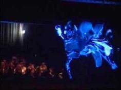 Diesel 'Liquid Space' Holographic Fashion Show - Part 2