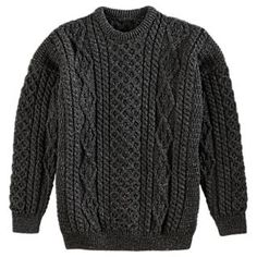 Galway Bay Fisherman's Sweater - National Geographic Store