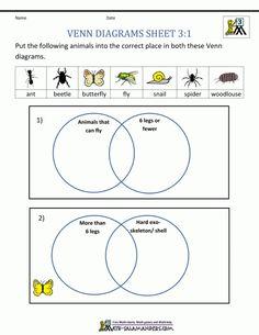 6 Worksheets Venn Diagrams Part 3 Venn Diagram Worksheets Grade √ Worksheets Venn Diagrams Part 3 . 6 Worksheets Venn Diagrams Part 3 . Venn Diagram Worksheets Grade in 4th Grade Math Worksheets, Science Worksheets, 3rd Grade Math, Grade 2, Grammar Worksheets, Venn Diagram Printable, Venn Diagram Worksheet, Venn Diagrams, Free Printable
