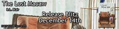 Romance Writer and Lover of Books...Vikki Vaught: Release Blitz: The Lost Macaw by B.L. Bllair