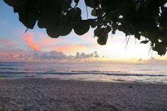 Sunset on Seven Mile Beach. Grand Cayman. BWI    #GrandCayman #Holiday #Travel #destinations #caribbean #beach #sunset #amazing