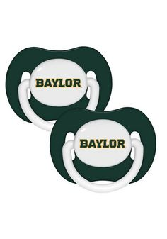 #Baylor pacifiers--because why not?!