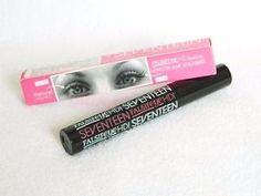 Boots mascara Seventeen Falsifeye HD Brown Black NEW only sold in UK GOSS Utube #MakeUp #Beauty #Cosmetics #Deals #ONSales - #fashionDeal #buyCloths #ebay #store http://goo.gl/d6kXnh