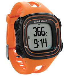 516170634703 The Garmin Forerunner 10 GPS fitness monitor offers style