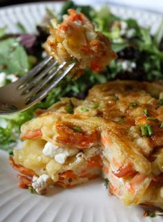 Winning recipe for Very Vegetarian Challenge! Your family will love these! #potatoes