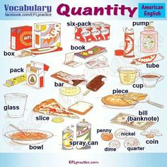 Image result for quantity phrases