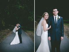 A Secluded Garden Estate Wedding: Kelli + Clayton