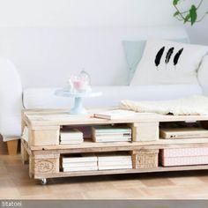 Paletten Wohnzimmer   Die 66 Besten Bilder Von Palettenmobel Crates Recycled Furniture
