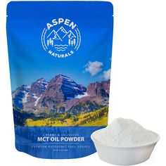 Premium Ketogenic MCT Oil Powder - 24 OZ Resealable Bag - Two Simple Ingredients. Superior 70/30 Blend. Add to Coffee, Hot or Cold Liquids and Smoothies - Keto and Paleo Approved         * You can find out more details at the link of the image. (This is an affiliate link) #GroceryGourmetFood