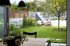 urban north facing garden design - Google Search