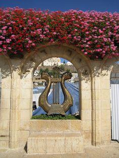 City of David . Jerusalem