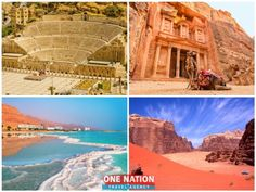 5-Day Private Tour of Amman, Petra, Dead Sea and Wadi Rum Wadi Rum Tours, Jordan Tours, Downtown Hotels, Hotel Apartment, Seven Wonders, Amman, Modern City, Dead Sea, Travel Agency