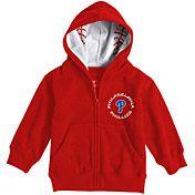 Philadelphia Phillies Infant Baseball Zip Hood by Soft as a Grape - MLB.com Shop