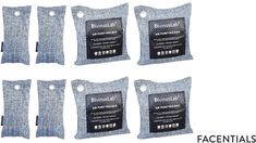 A compilation of our personal favorites, all of which make up a list for the Best Charcoal Bags you can buy right now in Best Charcoal, Natural Charcoal, Room Deodorizer, Odor Remover, Odor Eliminator, Linen Bag, Activated Charcoal, Biodegradable Products, Bags