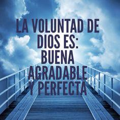 Romanos 12:2 No os conforméis a este siglo, sino transformaos por medio de la renovación de vuestro entendimiento, para que comprobéis cuál sea la buena voluntad de Dios, agradable y perfecta.♔
