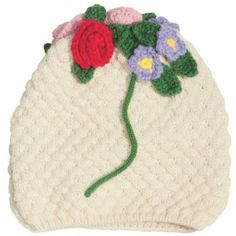 Martha Bouquet Knitted Cozy