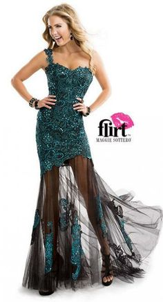 Flirt Prom by Maggie Sottero Dress P4846 | Terry Costa Dallas ...