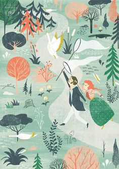 Up the Garden Path - from a body of work titled Chasing the Wild Goose, personal work